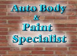 Auto Body Shop san Diego