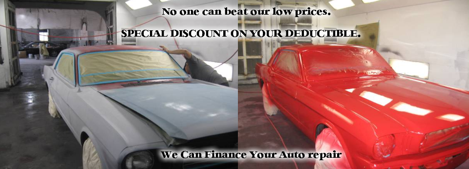 Special Discount Mustang